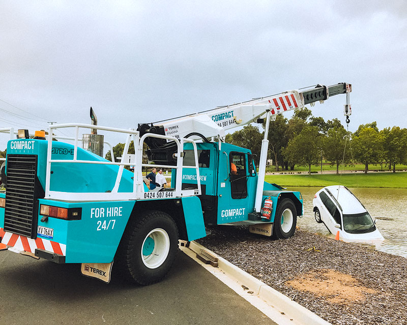 24/7 emergency crane hire in geelong and melbourne