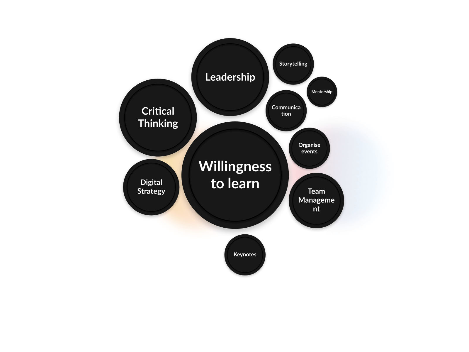 MuchSkills - Soft Skills Visualization