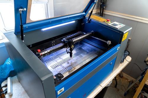 OM Tech 50W Laser