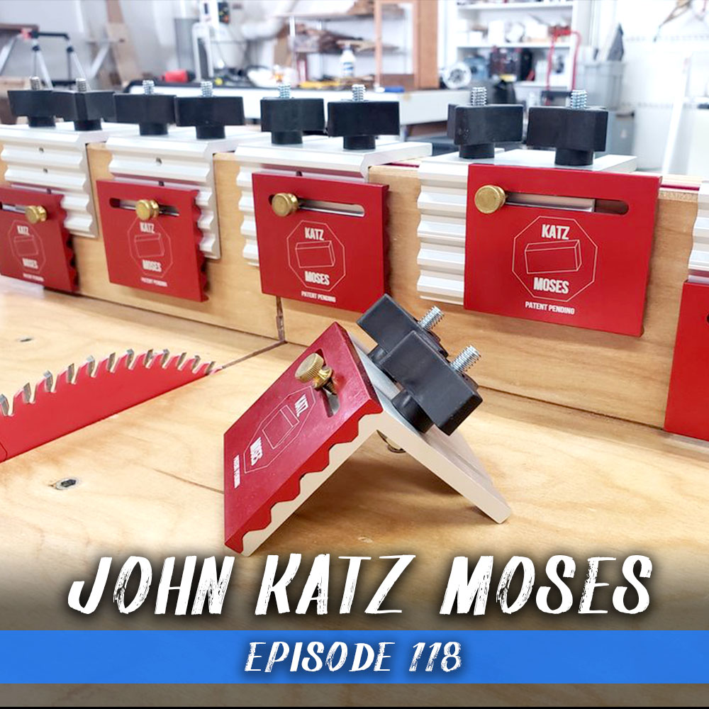 This week we chat with Jonathan Katz Moses about his No Deflection Stop Block and the big business changes he has made over the last year.
