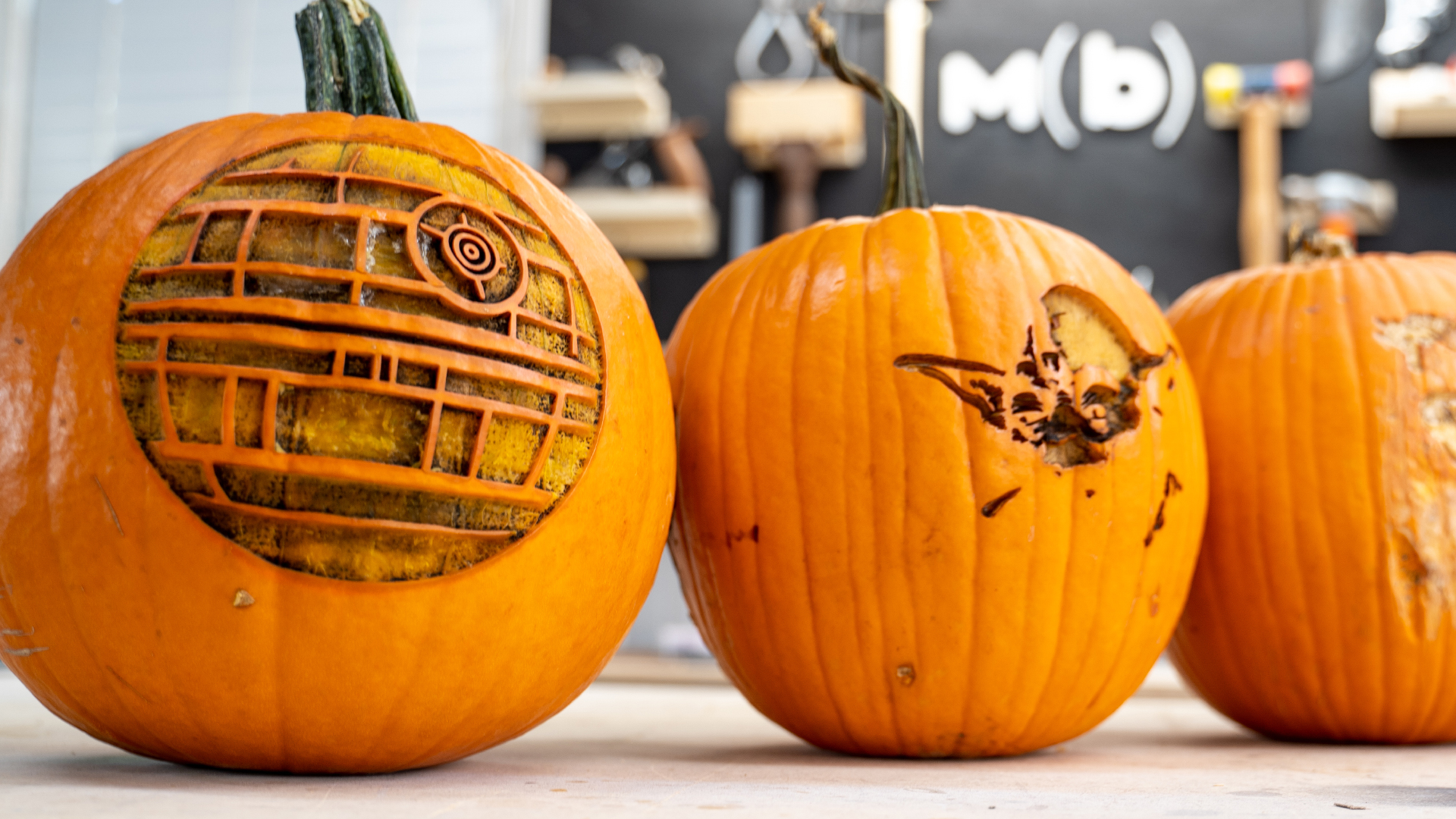 Can You Carve a Pumpkin with a Laser?