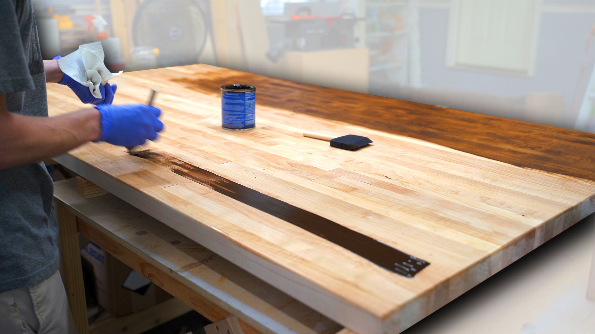 How to Make A Butcher Block Countertop