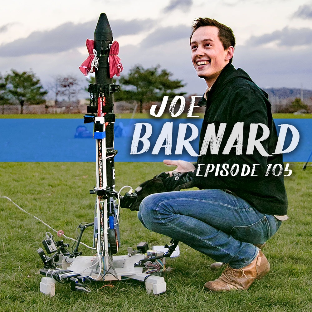 This week we chat with Joe Barnard from BPS.Space about model rockets with high tech components that even Elon Musk is impressed by.