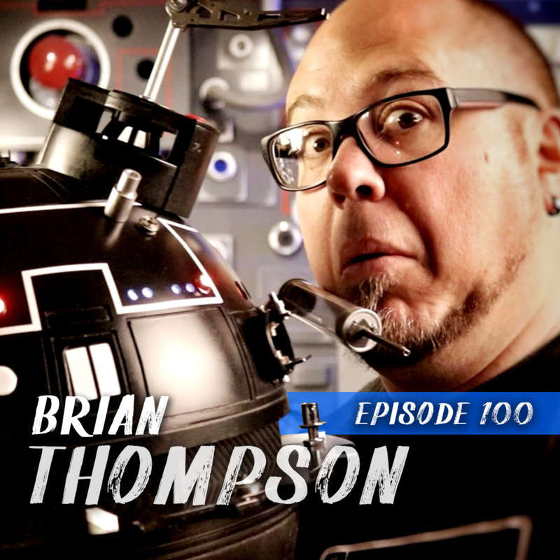 This week we chat with Brian Thompson about how he is turning his entire basement into a Star Wars themed spaceship called The Smugglers Room.