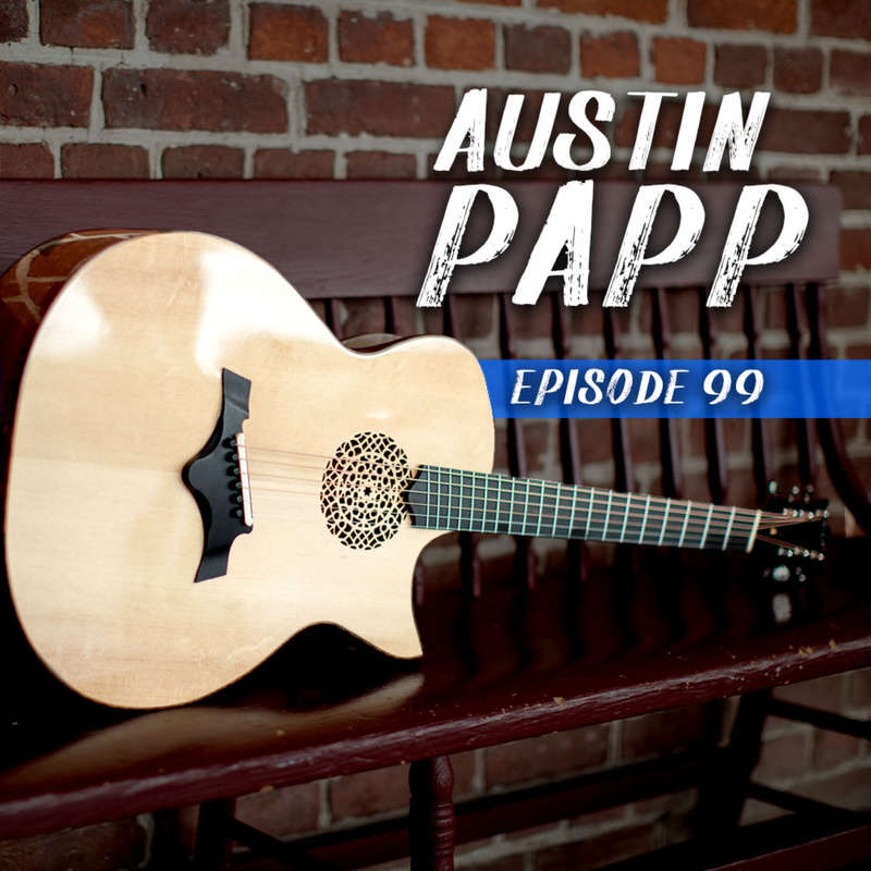This week we chat with Lutherie Austin Papp. We get into what it takes to build a guitar for scratch and the influence of modern technology on an old school craft.