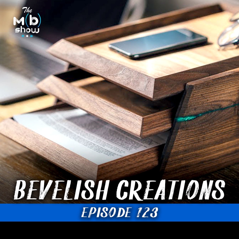 This week we chat with Alex Fang from Bevelish Creations. We get into his journey as a woodworker, adventures, and mishaps with CNC's and balancing a full-time job, growing side hustle and a newborn baby.