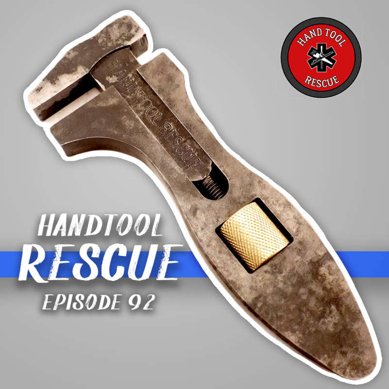 This week we chat with Eric from Handtool Rescue. Find out what it takes to breathe new life into old tools and to bring half a million people along for the ride.