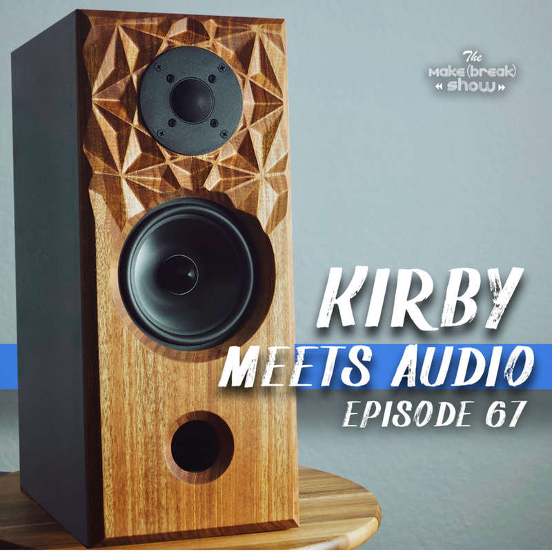 This week we chat with Jared Kirby from Kirby Meets Audio. Find out what it takes to build your own speakers from scratch as well as a business around it.