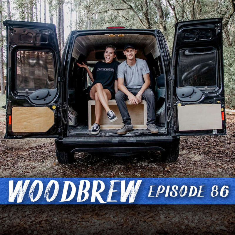 This week we chat with Dylan from Woodbrew. Find out how Dylan and Molly are building up a business on their terms that give them the freedom to build and travel.