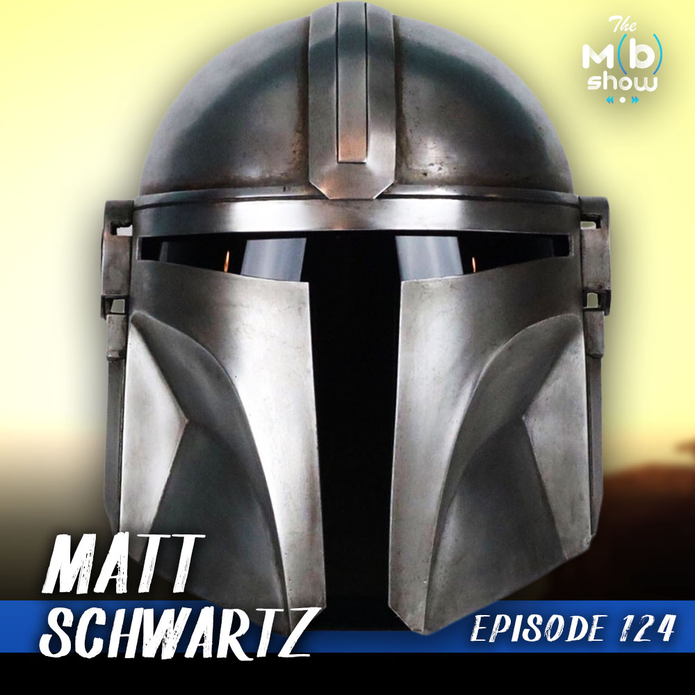 This week we chat with Matt Schwartz who builds top fuel dragsters for his day job and Mandalorian armor on the side.