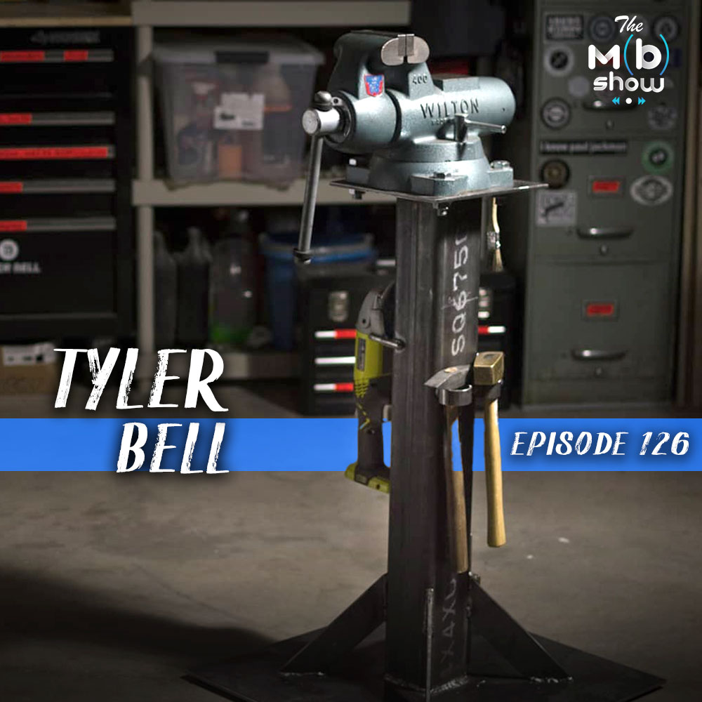 This week we chat with Tyler Bell. Tyler has been making some awesome builds on Youtube including a pneumatic bottle opener and a machine that literally knocks it out of the park every time.