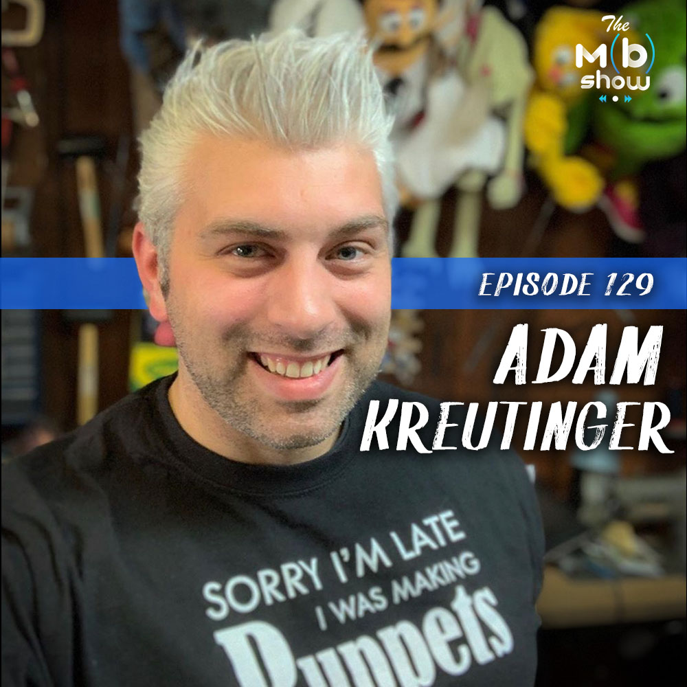 This week we chat with Adam Kreutinger about all things puppets. We get into Adam's theater background and what it takes to make your own puppet with minimal tools at home.
