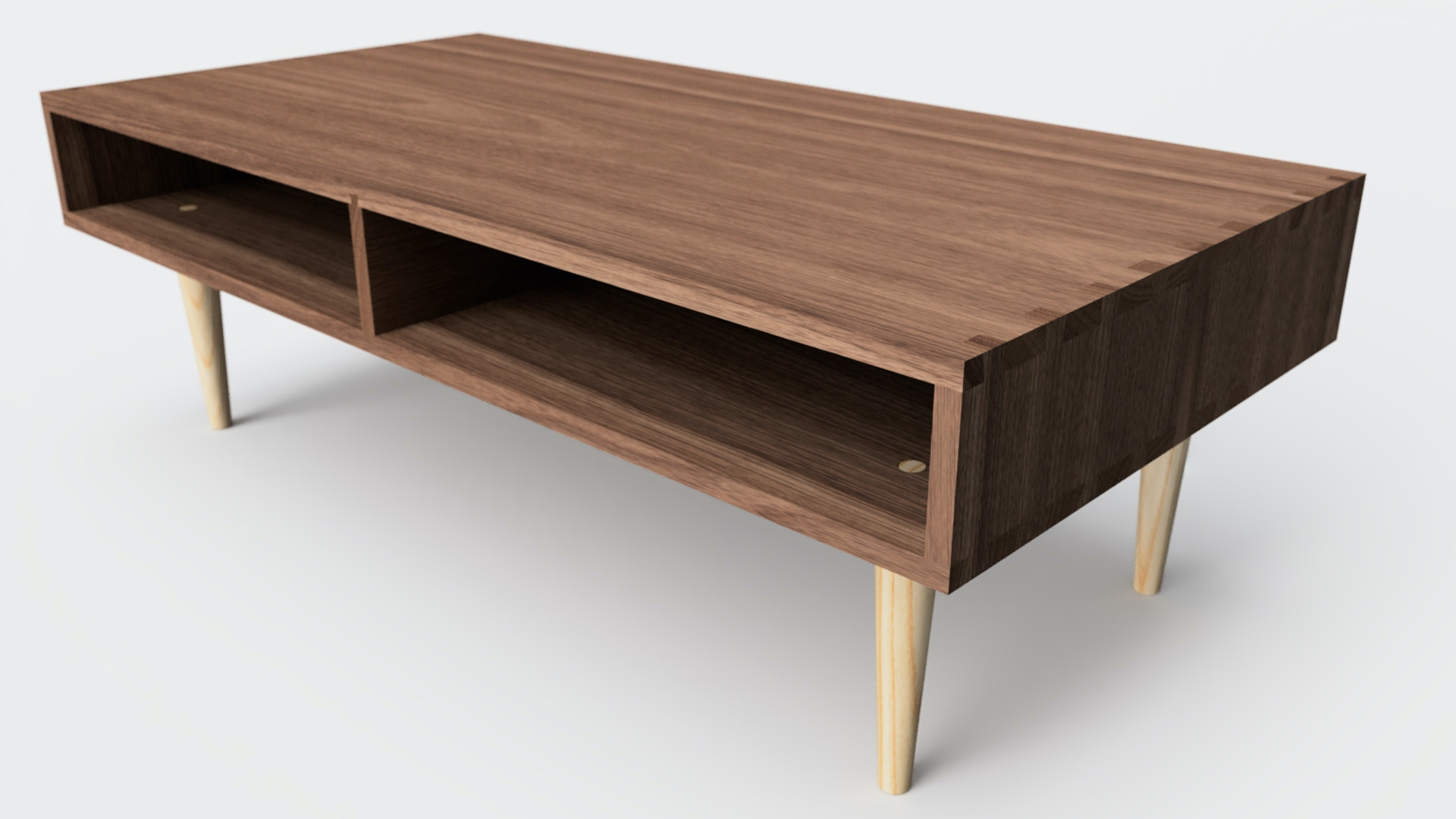 Design a Coffee Table in Fusion 360