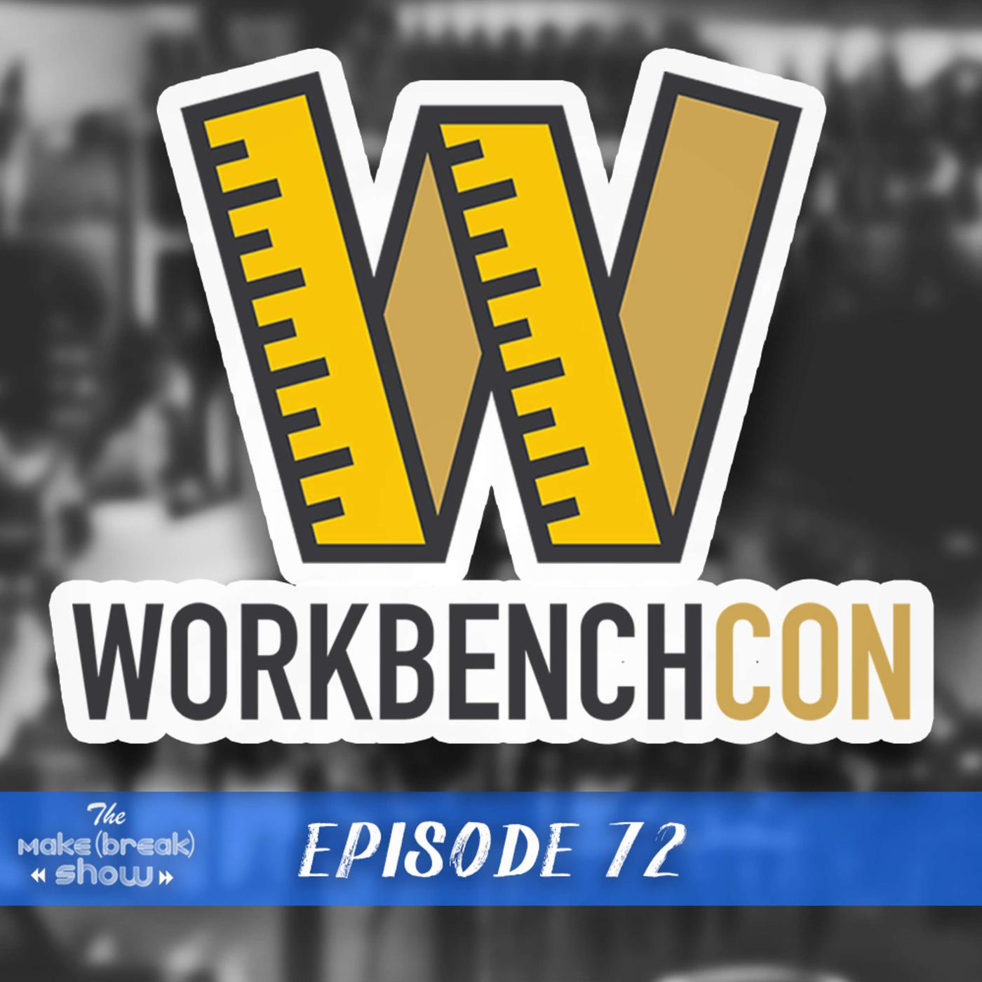 I'm your host Brandon Cullum and this week we chat with Kristin Stockdale one of the creators and organizers of Workbench Con. Find out what it takes to make a conference for makers, especially when it's brand new!
