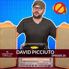 This week we chat with David Picciuto. Find out how David has gone from just needing to make a picture frame in 2011 to building his own platform on YouTube as well as publishing two woodworking books! Plus why he has never eaten a taco...