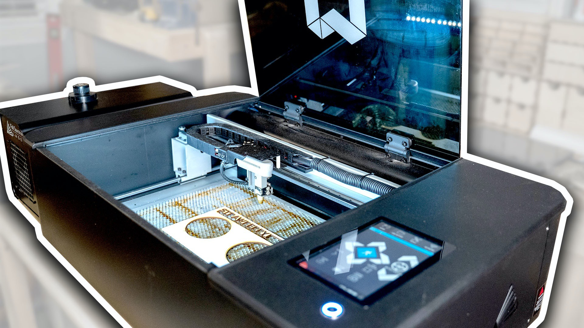 Full Spectrum Muse 3D Laser Cutter Review