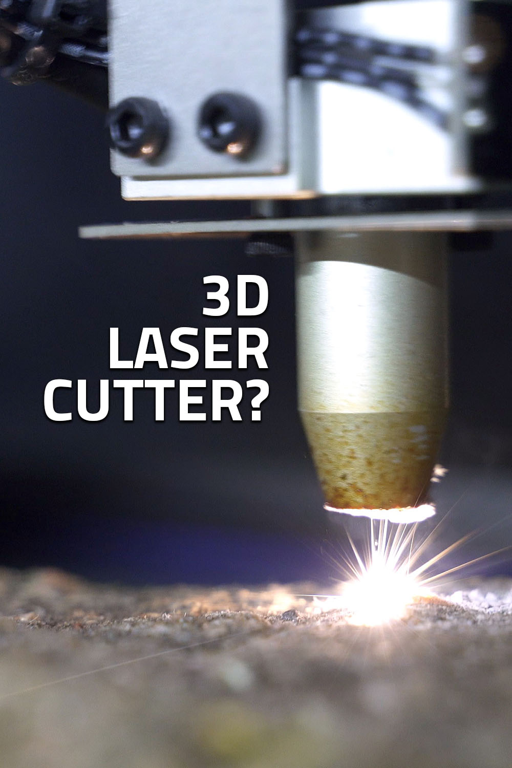 What is a 3D laser cutter? Full review of the Full Spectrum Muse 3D Laser Cutter and Engraver #laser #DIY #maker