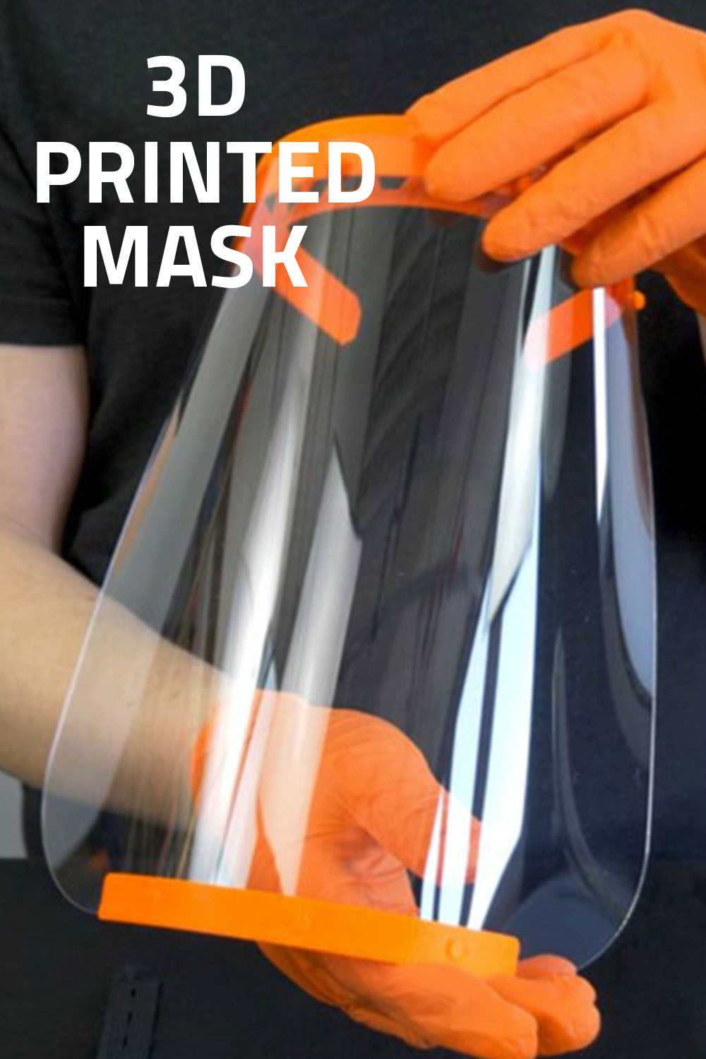 Learn how to 3D print a face shield with Prusa 3D's Matt Stultz.