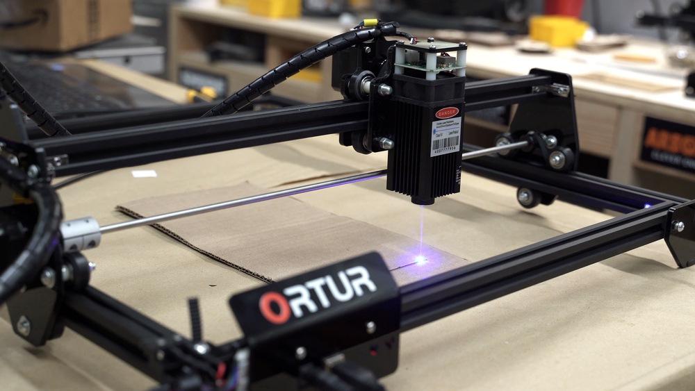 BEST Budget Laser Engraver? Ortur Laser Master Review
