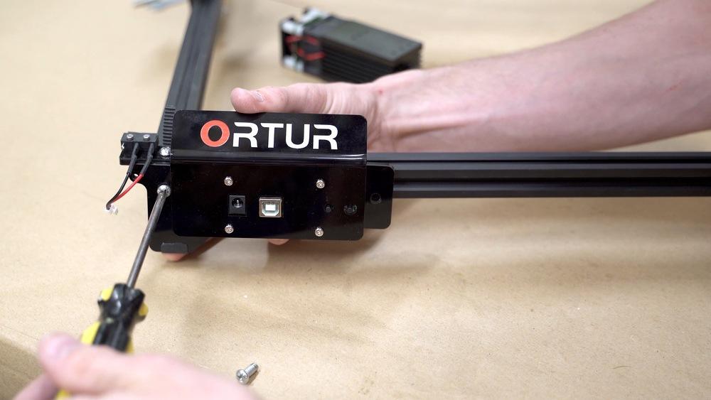 Ortur Laser Master 2 Assembly