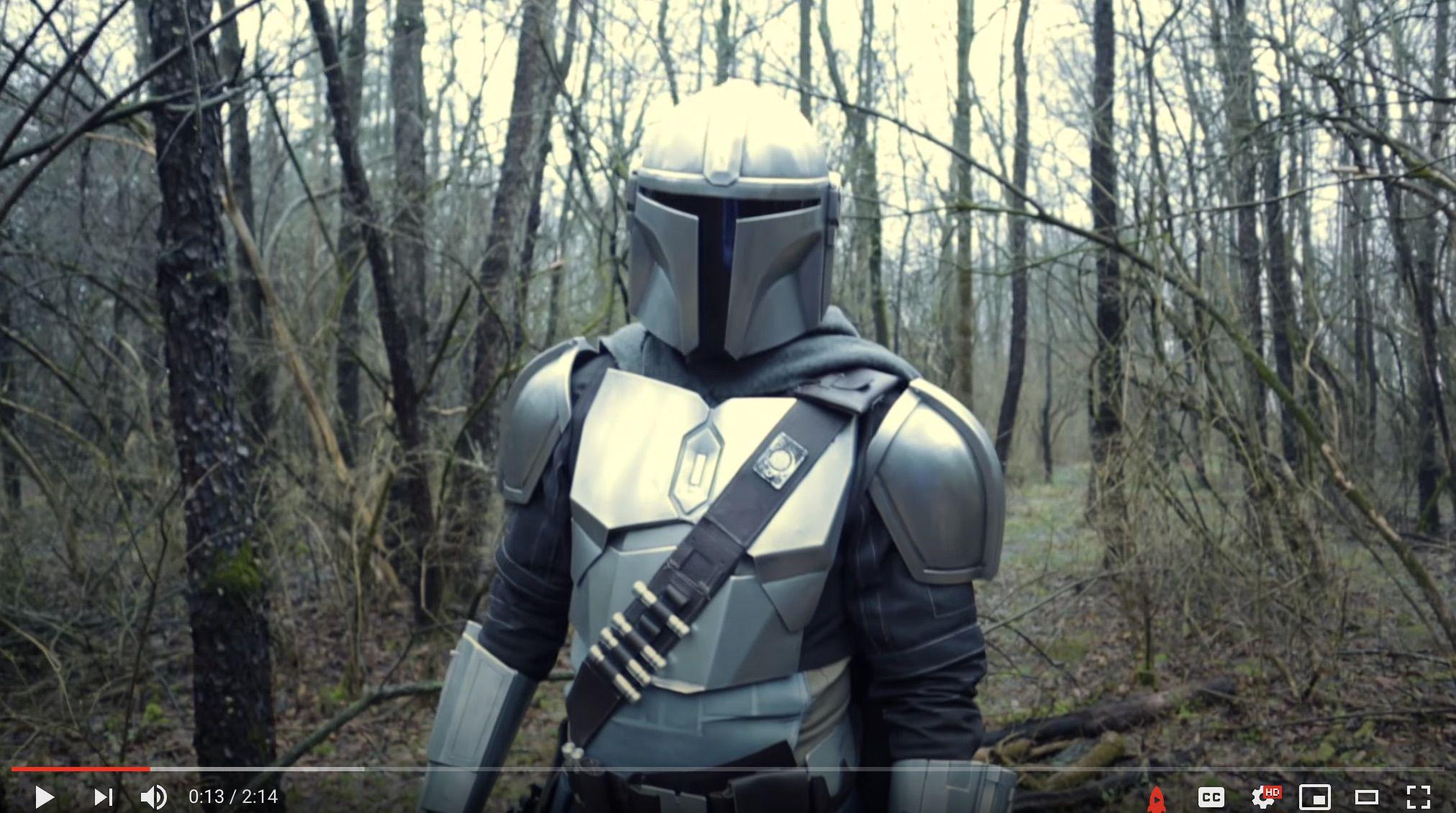 Mandalorian Metal Armor