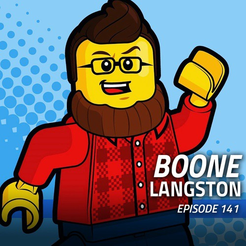 This week we are chatting with Boone Langston aka Boone Builds. Boone is amazing LEGO builder who recently competed on Fox's LEGO Masters. We get into all things LEGO!