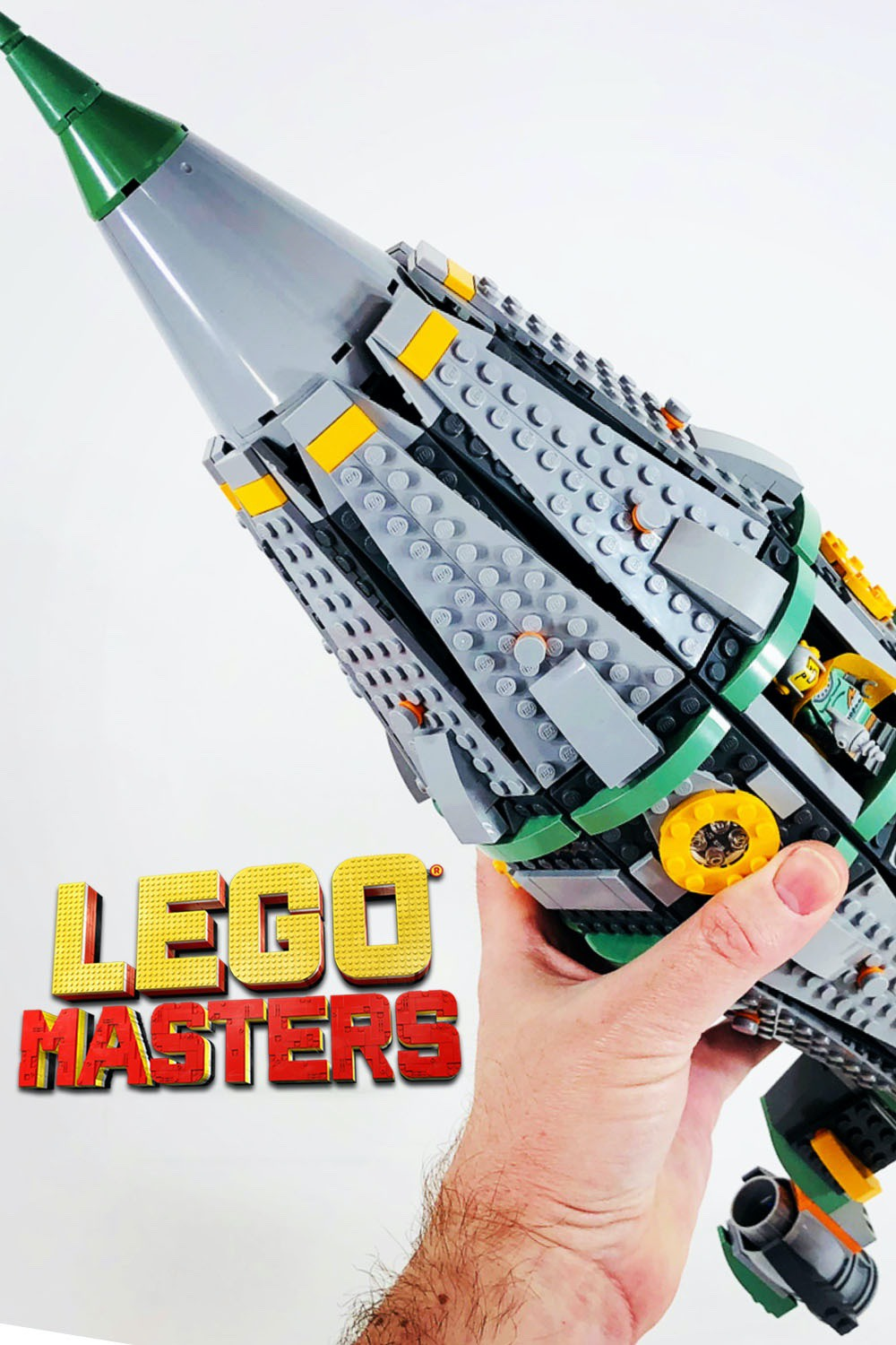What does it take to be a LEGO master? We chat with Boone Builds about his recent experience on Fox's LEGO Masters! #LEGO #LEGObuilder