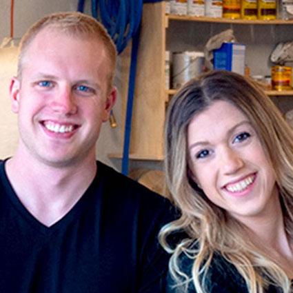Jennie and Davis