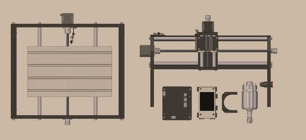 Ortur Aufero CNC Engraver Packaging