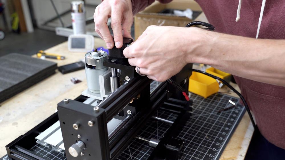 Ortur Aufero CNC Engraver Electronics