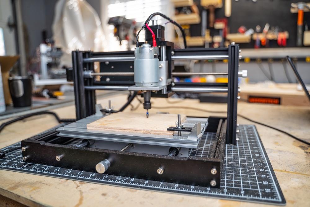 Ortur Aufero CNC Engraver Product Shot