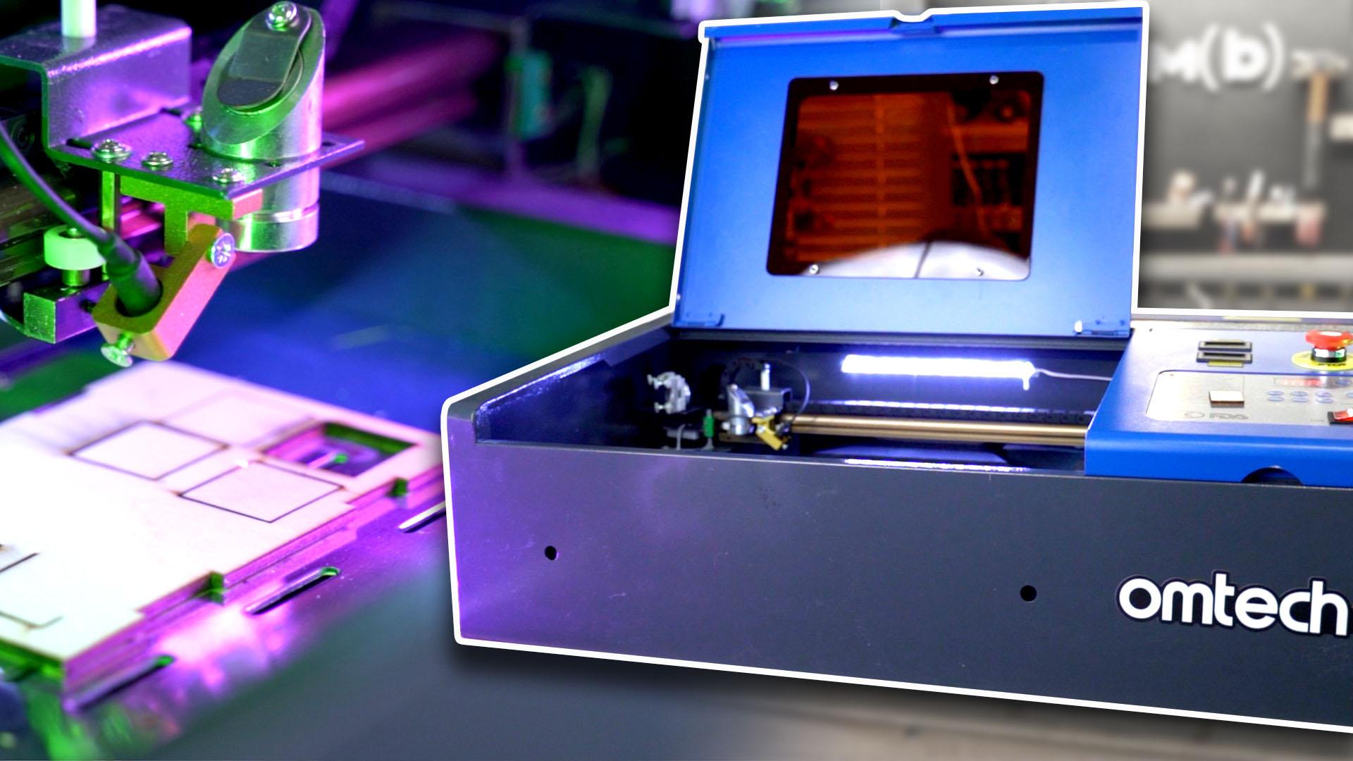 40W Laser Engraver & Cutter Review (K40)