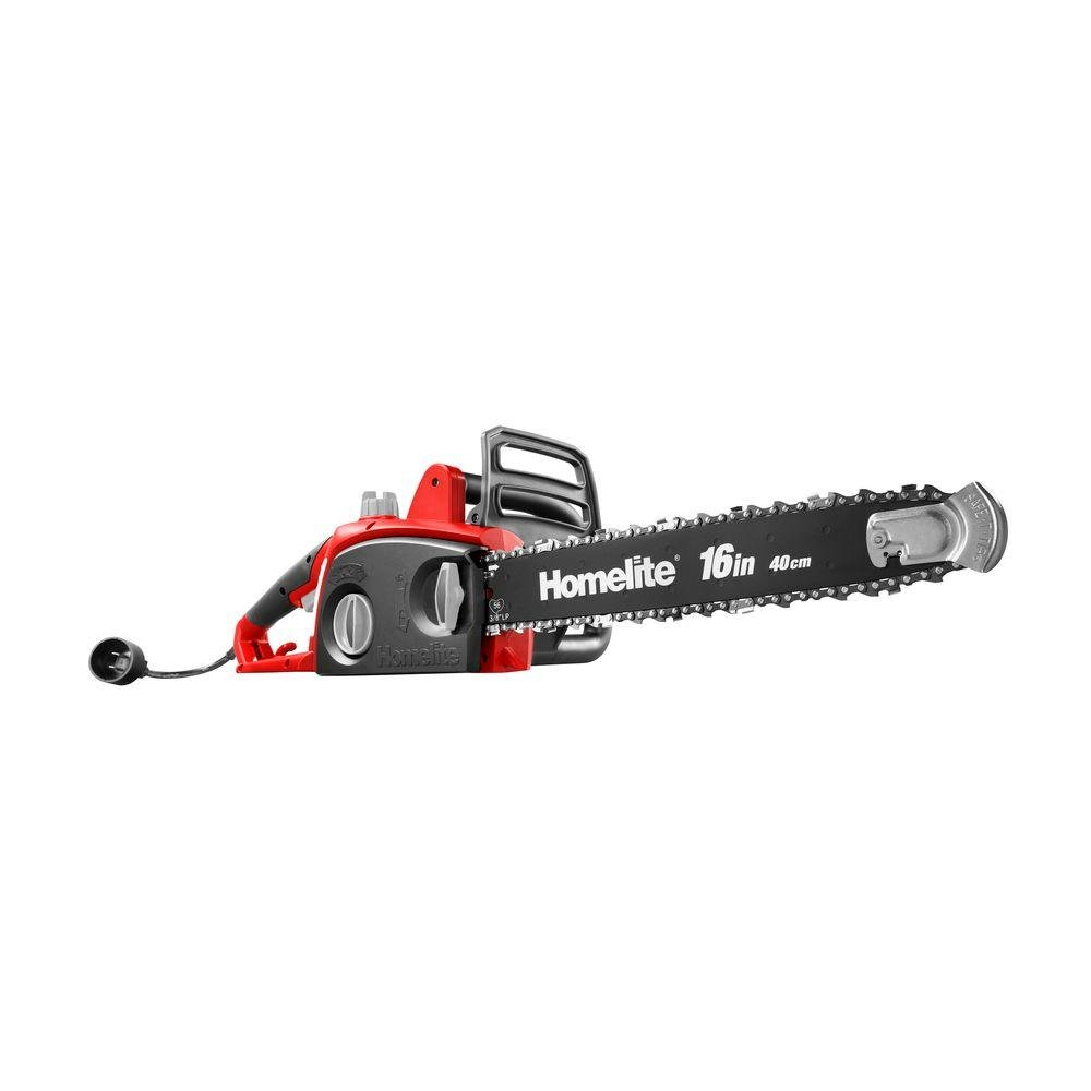 Homelite 16 in Electric Chainsaw