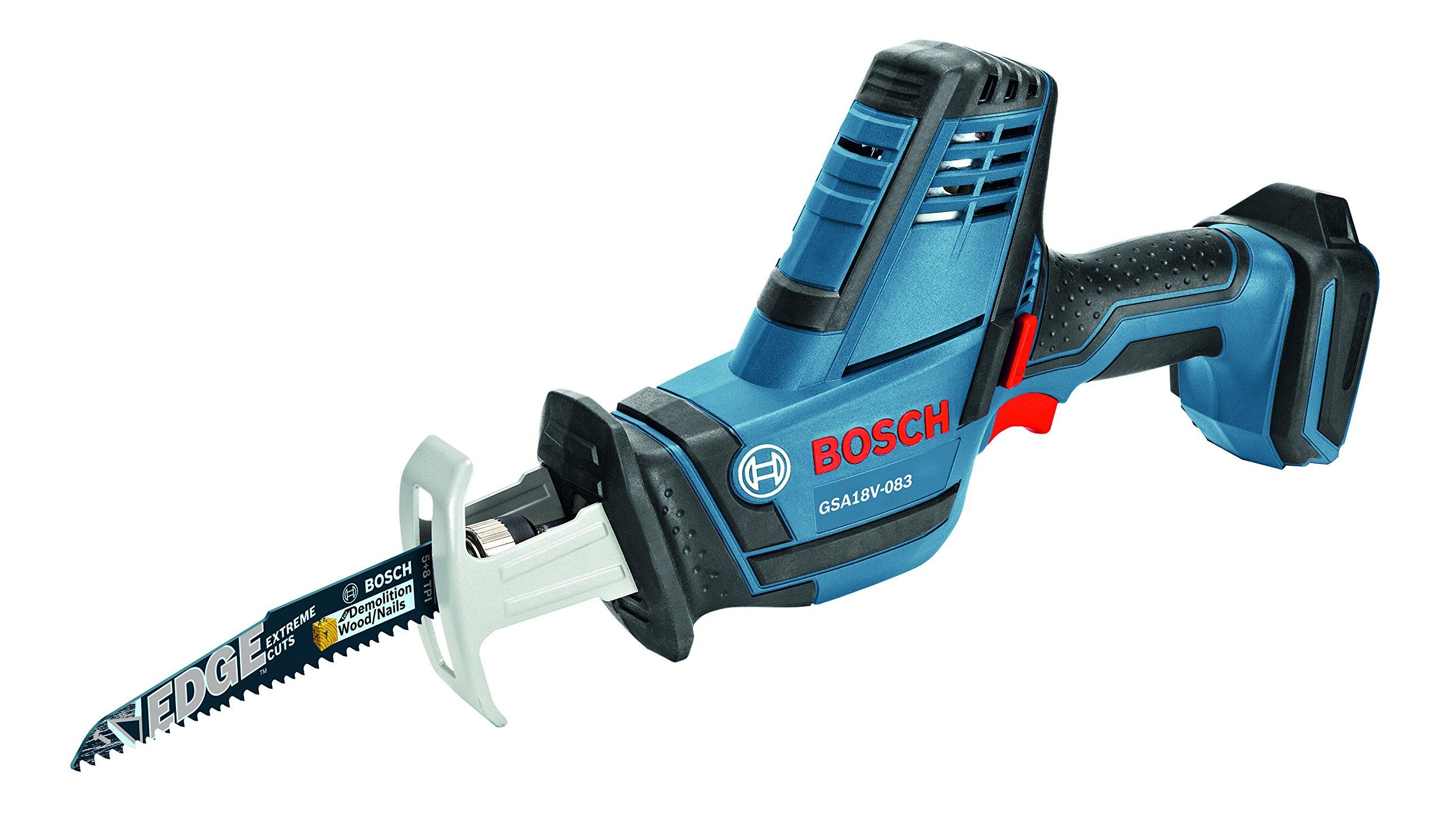 Bosch GSA18V-083B Reciprocating Saw