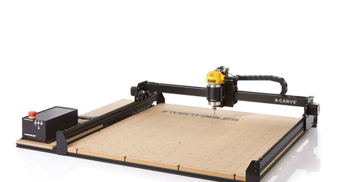 Inventables X-Carve