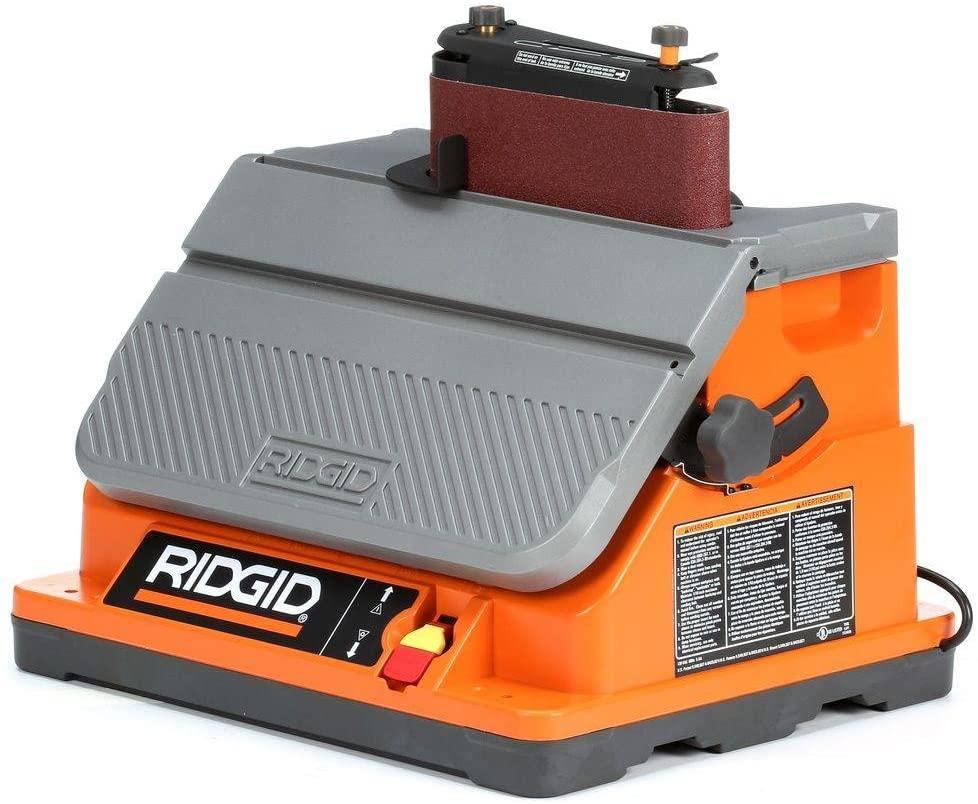 Rigid EB4424 Oscillating Belt Sander