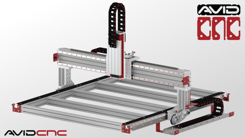 Avid Pro CNC