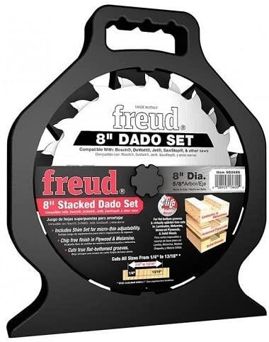 Frued 8 in Dado Stack
