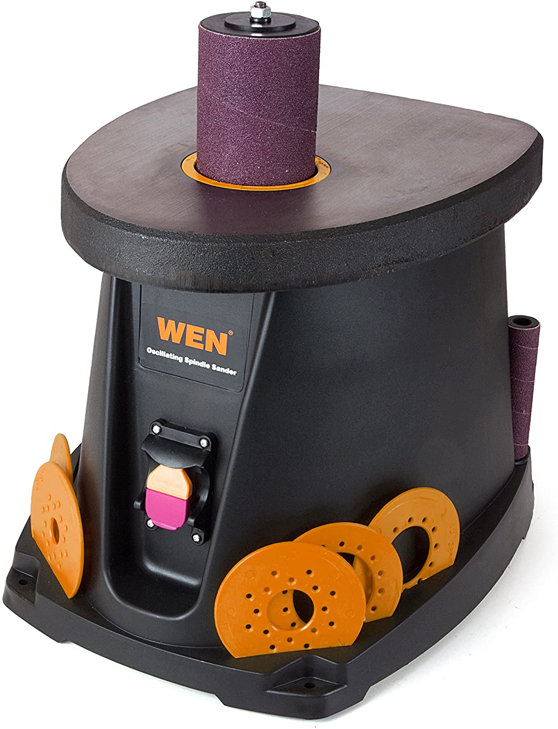 WEN 6510T Oscillating Spindle Sander