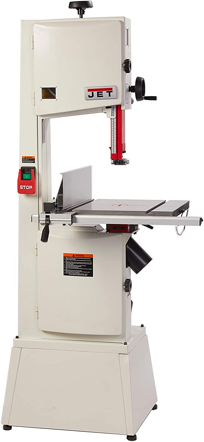 Jet JWBS 14 in Bandsaw