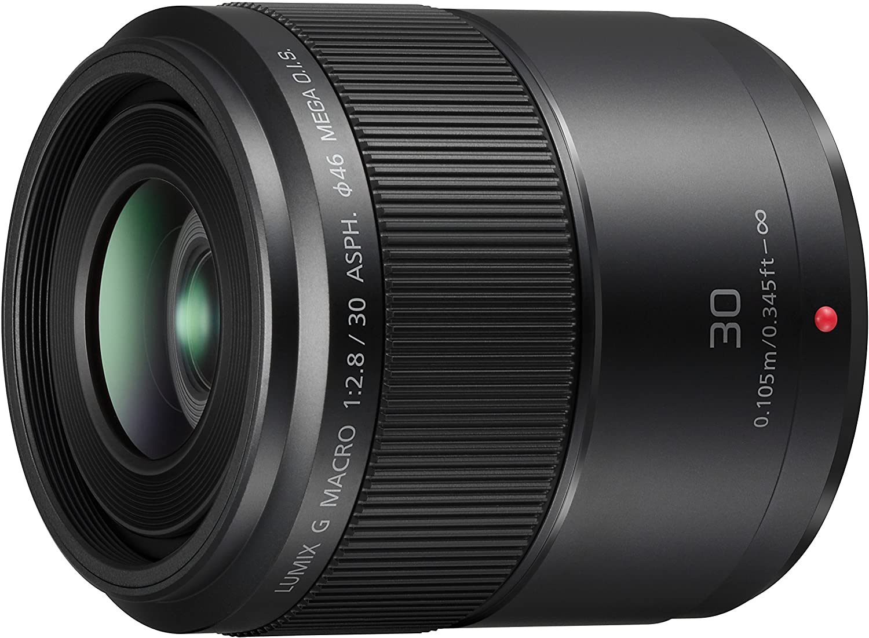 Panasonic Lumix G 30mm Macro Lens