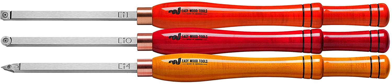Easy Wood Combination Set Lathe Tools
