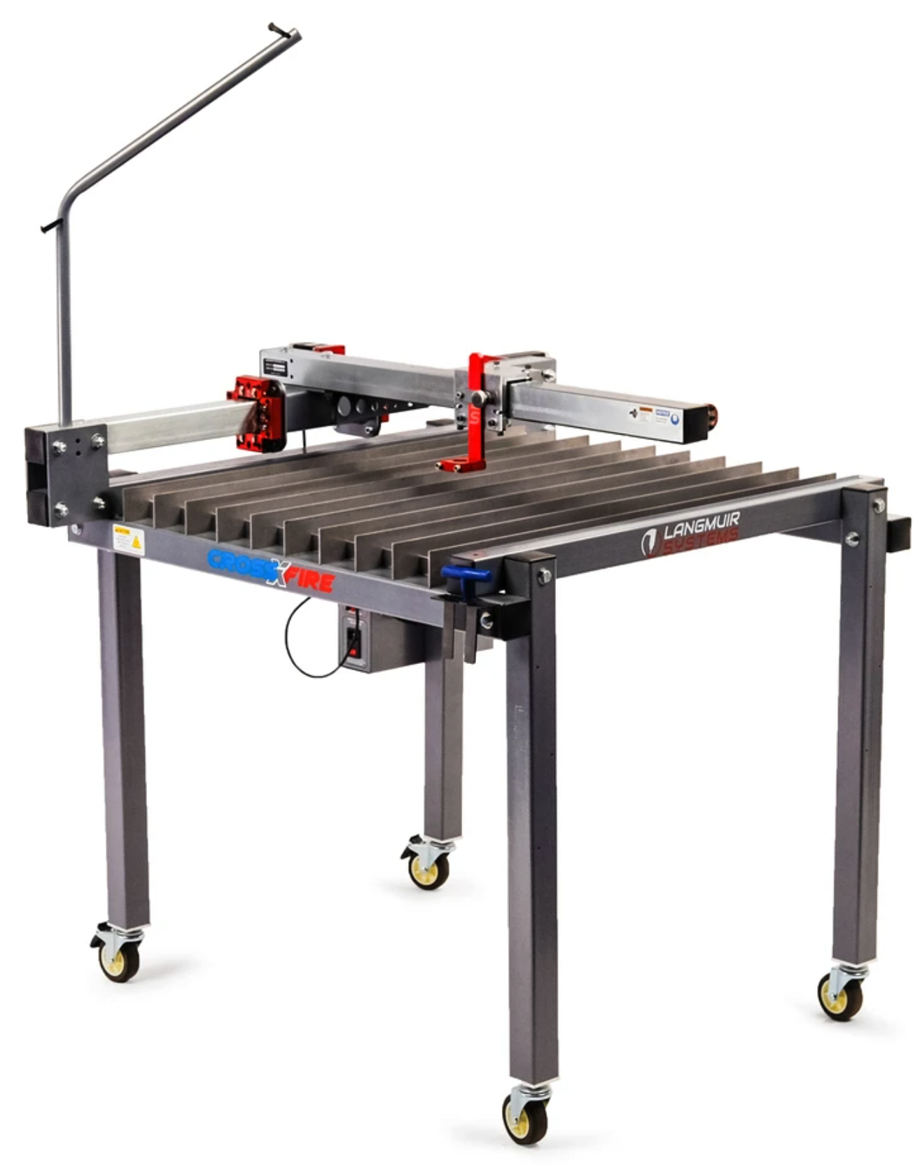 CrossFire CNC Plasma Table