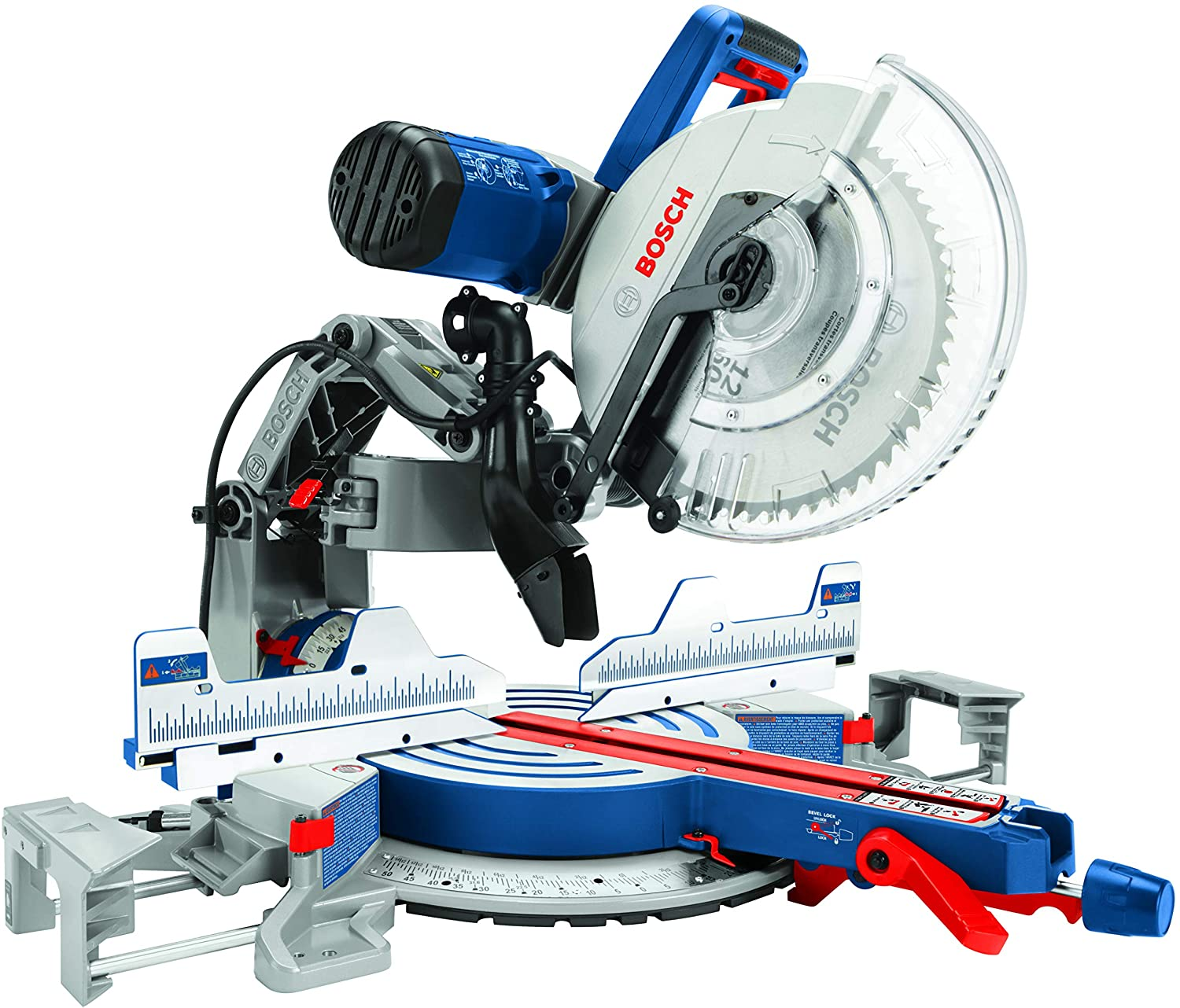 Bosch Dual Bevel Sliding Miter Saw