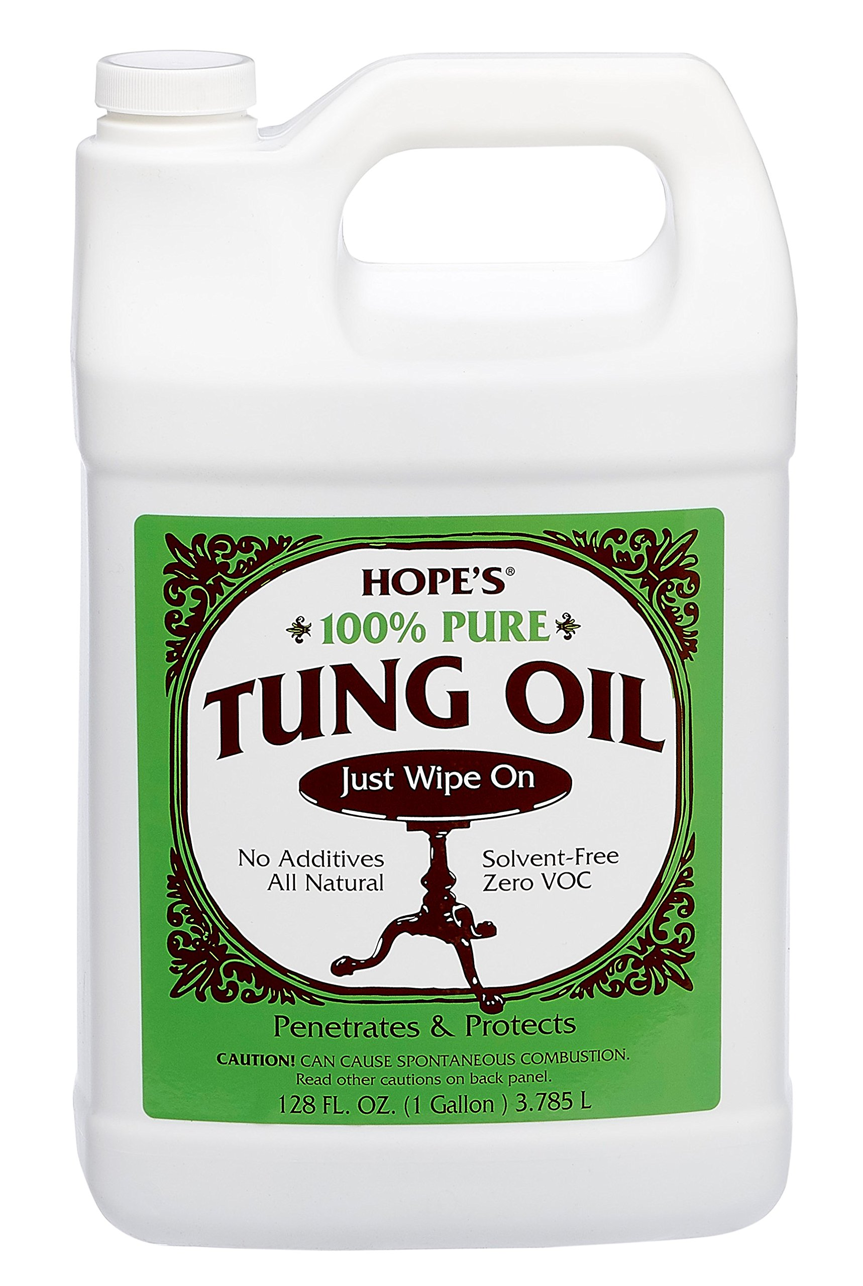 Hope's Pure Tung Oil