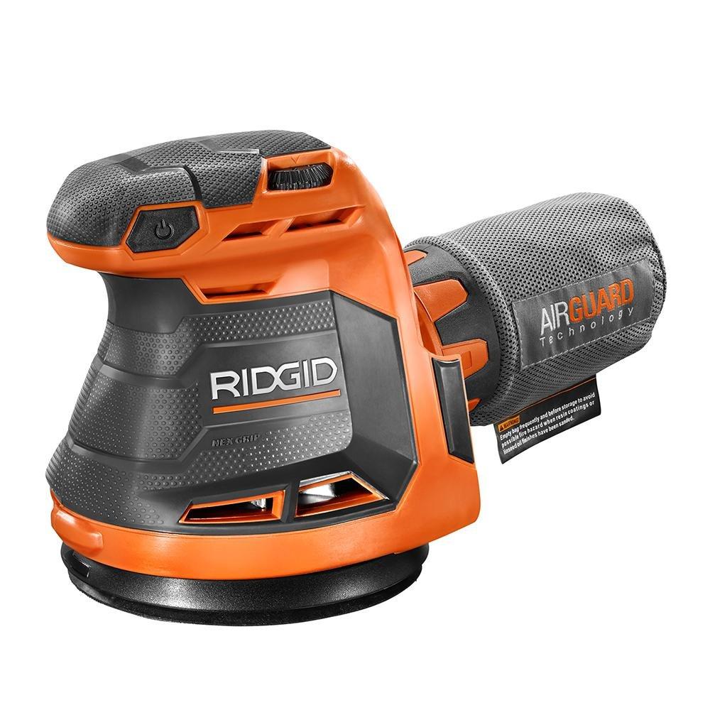 Rigid R8606B Random Orbit Sander