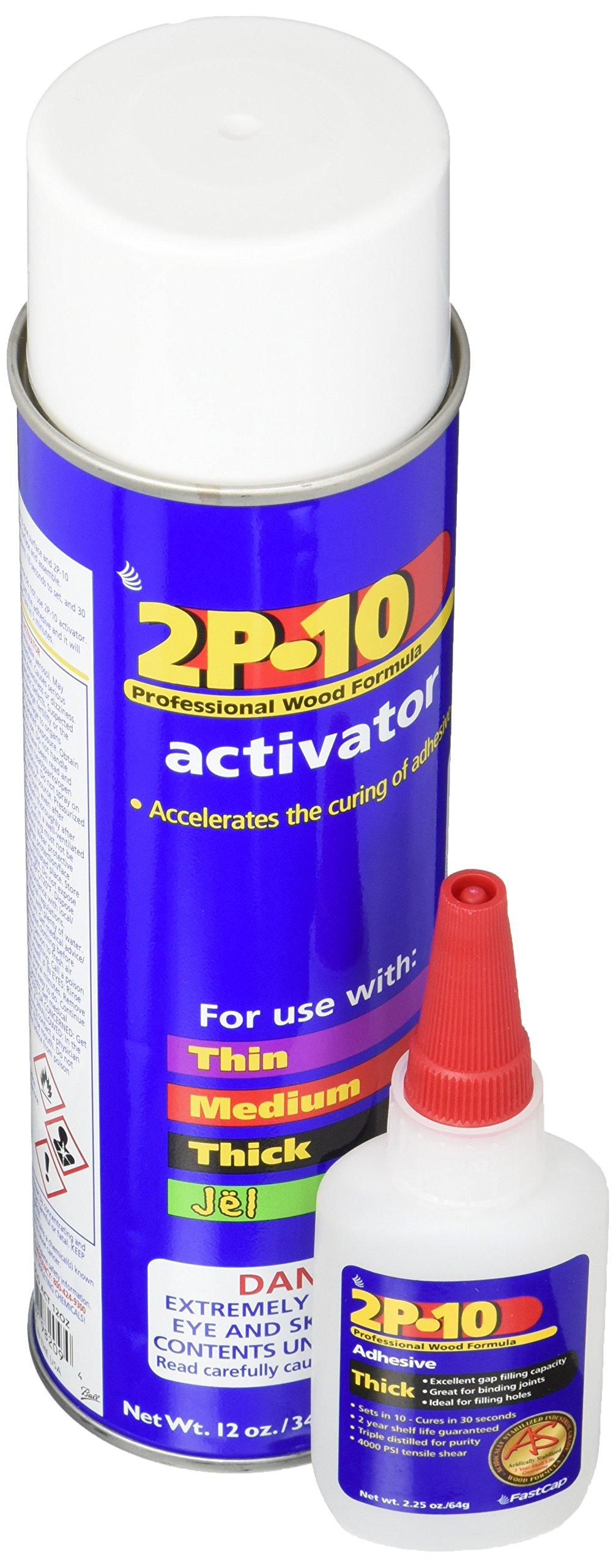 FastCap 2P-10 Super Glue
