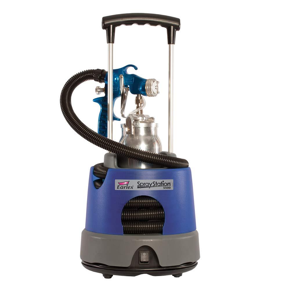 Earlex HV5500 HVLP Spray Station
