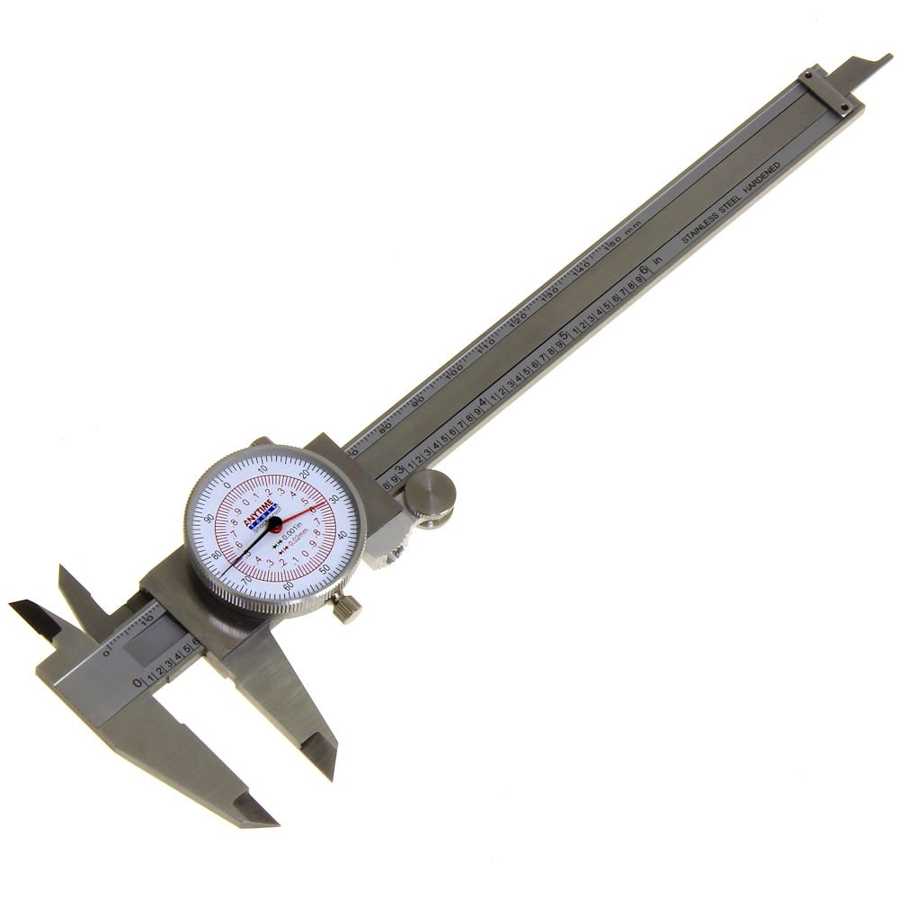 Anytime Tools Dial Caliper