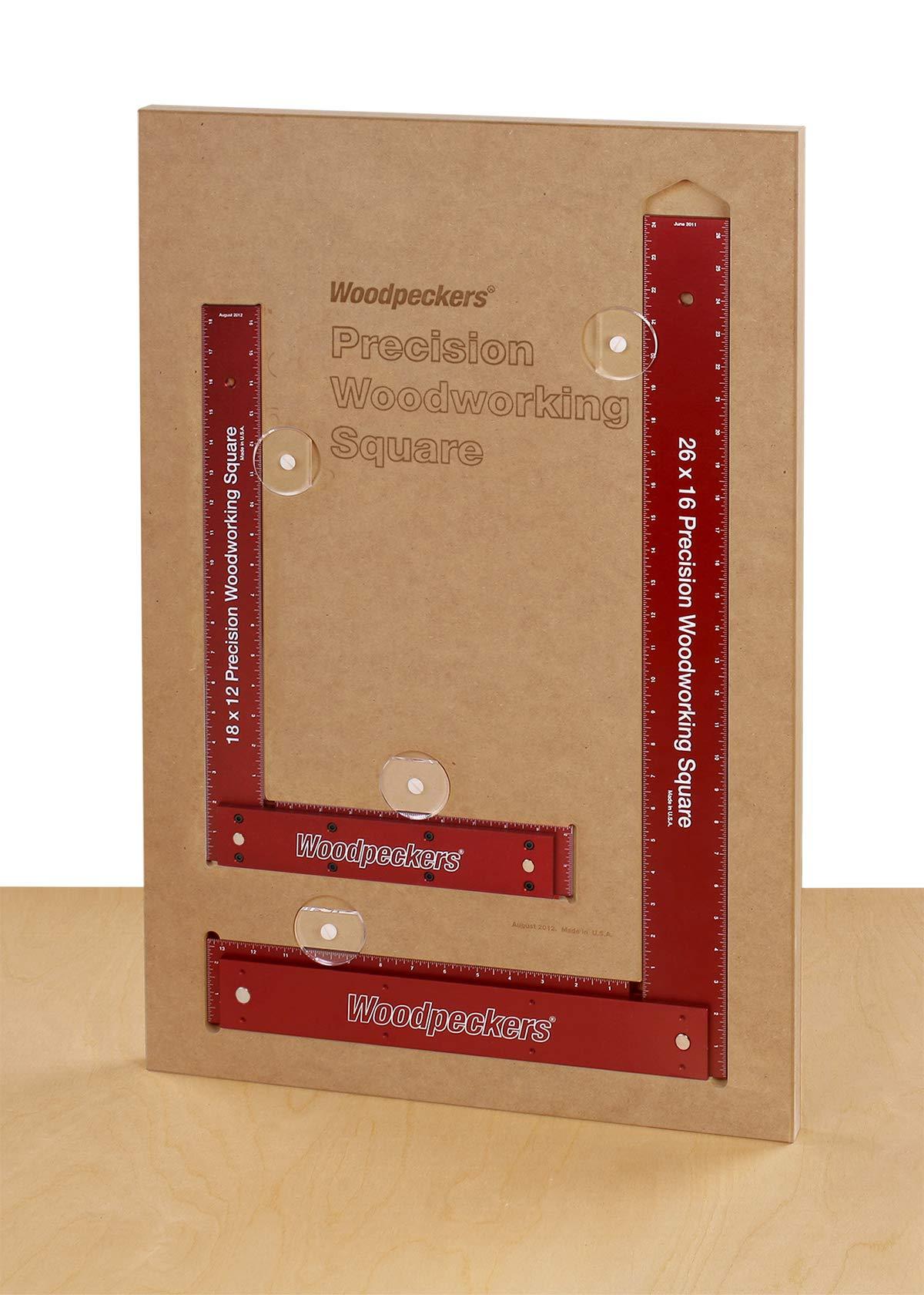 Woodpeckers Precision Square 18x12